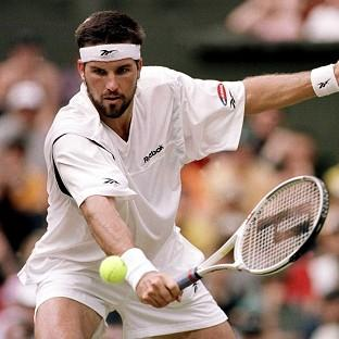 Pat Rafter is returning to the court after 13 years away