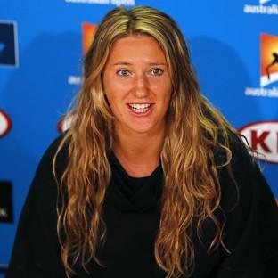 Victoria Azarenka will let her tennis do the talking in Melbourne (AP)