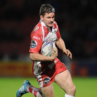 Freddie Burns has been linked with a move to Leicester