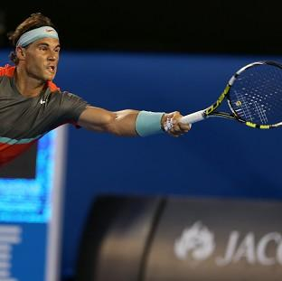 Hampshire Chronicle: Rafael Nadal progressed to the second round of the Australian Open, taking the first set against Bernard Tomic before the home favourite retired