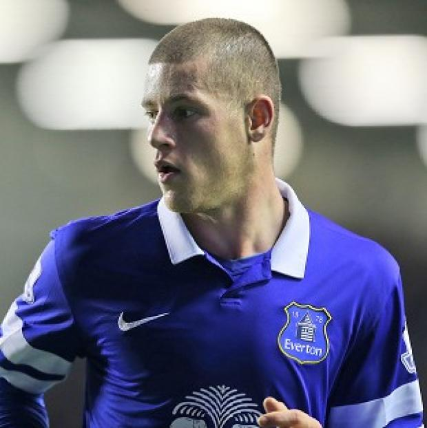 Hampshire Chronicle: Ross Barkley is set for a spell on the sidelines