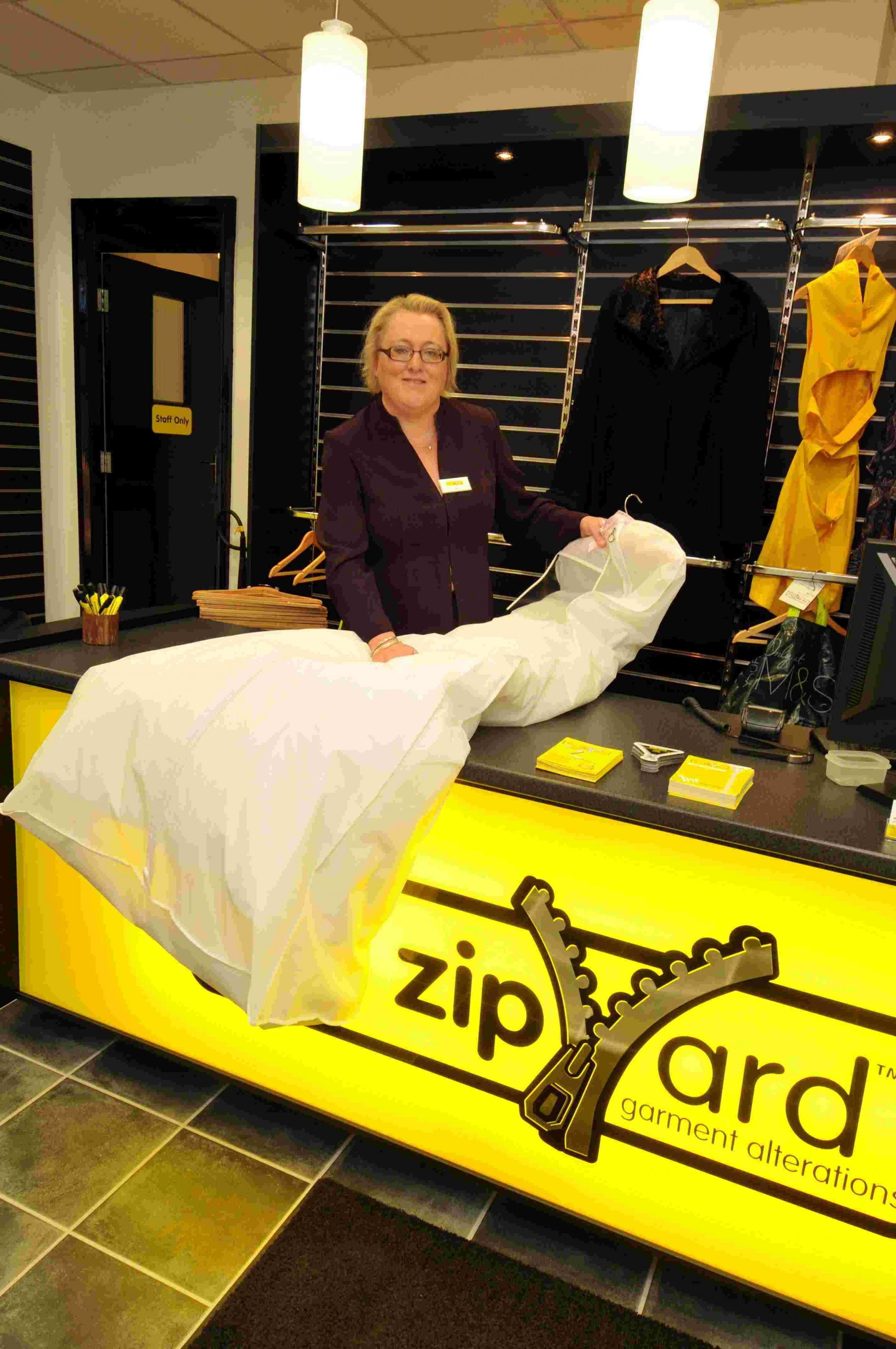 The ZipYard Basingstoke owner Jill Phillips