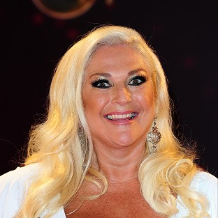 Vanessa Feltz has become a grandparent