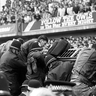 96 people died in the Hillsborough tragedy