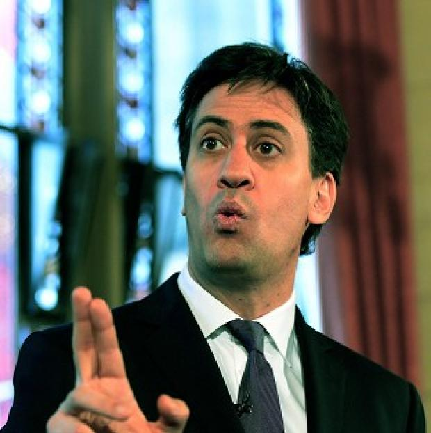 Hampshire Chronicle: Ed Miliband's plan to reform the link between the two wings of the Labour movement has run into problems