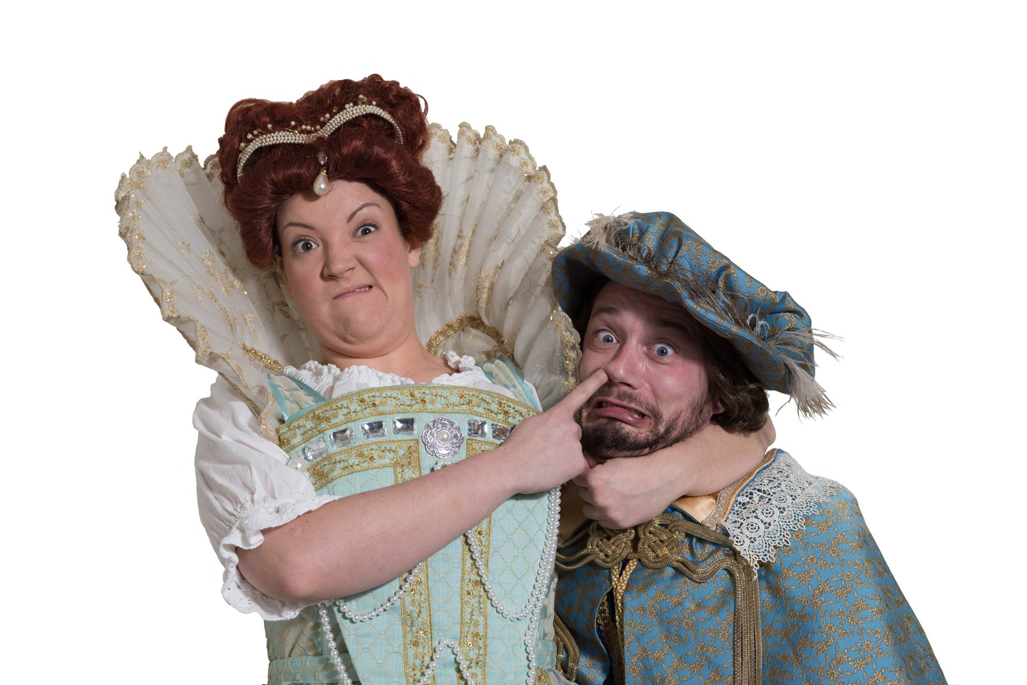 Barmy Britain is at the Mayflower this Easter