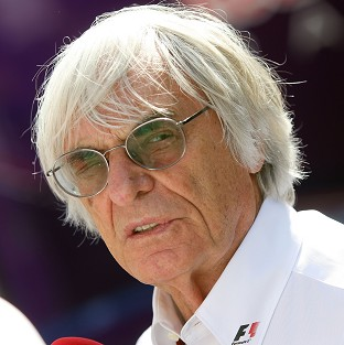Bernie Ecclestone will continue to run F1 on 'a day-to-day basis'