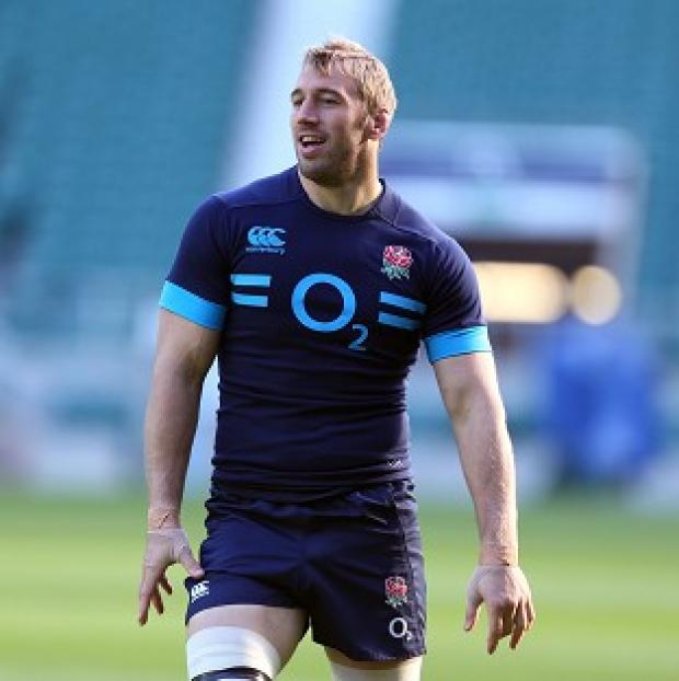 Hampshire Chronicle: Chris Robshaw has led England in two Six Nations campaigns