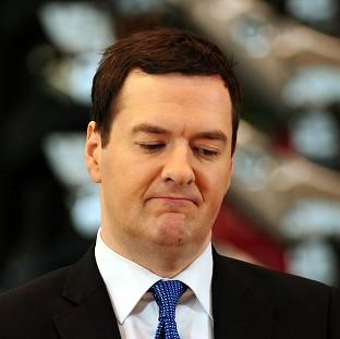 Chancellor George Osborne set a target of doubling the value of UK exports to �1 trillion by 2020