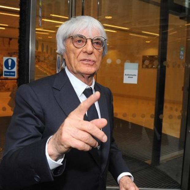 Hampshire Chronicle: Bernie Ecclestone has warned against those ready to write him off
