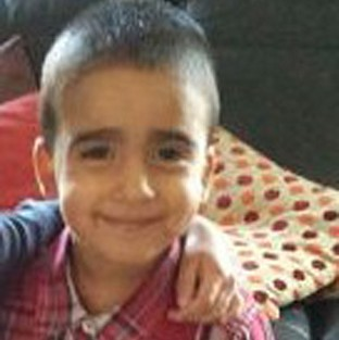 Missing boy 'may be criminal act'