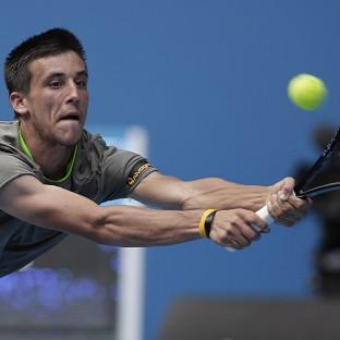 Damir Dzumhur leaves the tournament with his head held high (AP)