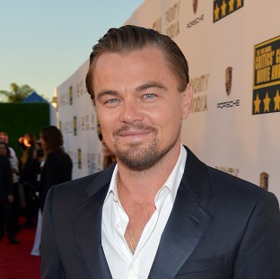 Leonardo DiCaprio is up for an Oscar for The Wolf Of Wall Street