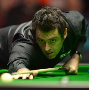 Ronnie O'Sullivan is through to the semi-finals