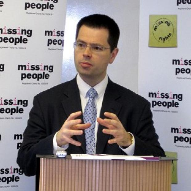 Hampshire Chronicle: James Brokenshire said the 'tailored plans' would be in place after Tpim restrictions end