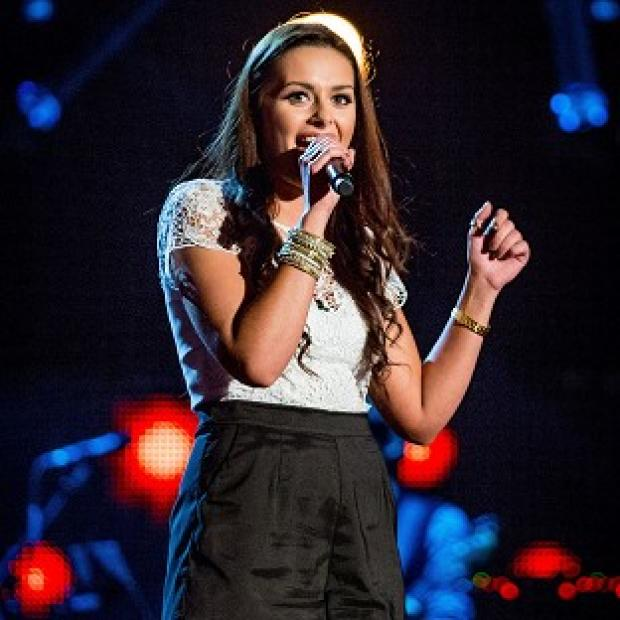Hampshire Chronicle: Kelsey-Beth Crossley impressed the coaches on The Voice