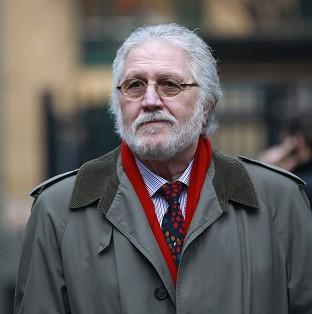 DJ Dave Lee Travis is at Southwark Crown Court in London where he is accused of a series of indecent assaults and one sexual assault