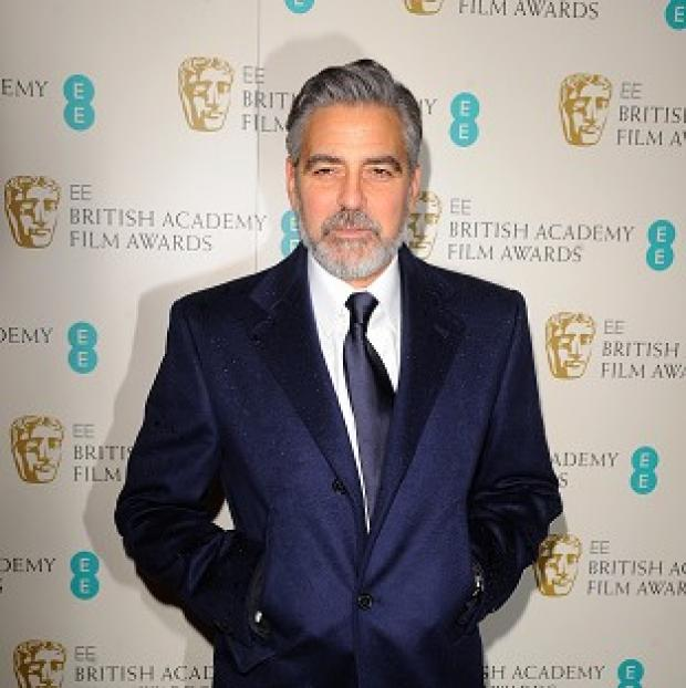 Hampshire Chronicle: George Clooney is planning to get his back on Golden Globe hosts Tina Fey and Amy Poehler