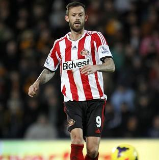 Steven Fletcher is a doubt for Sunderland's Capital One Cup semi-final second-leg clash with Manchester United
