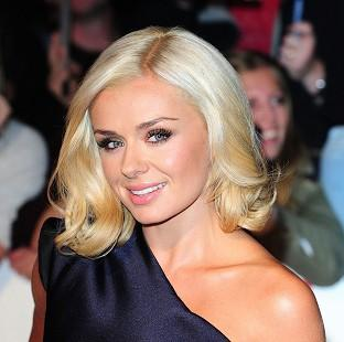 Katherine Jenkins says young singers should think hard abo