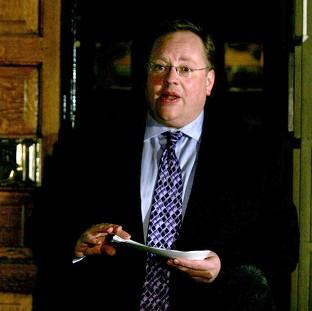 Lord Rennard is poised to