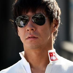 Hampshire Chronicle: Kamui Kobayashi is relishing his return to F1 with Caterham