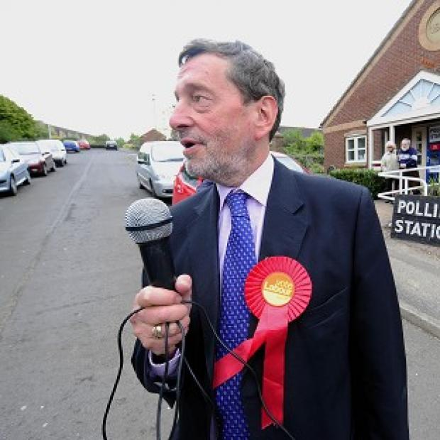 Hampshire Chronicle: David Blunkett has urged potential voters to exercise their democratic right.
