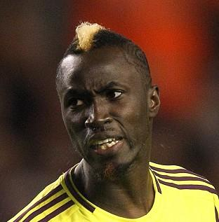 Lacina Traore has been granted a work permit
