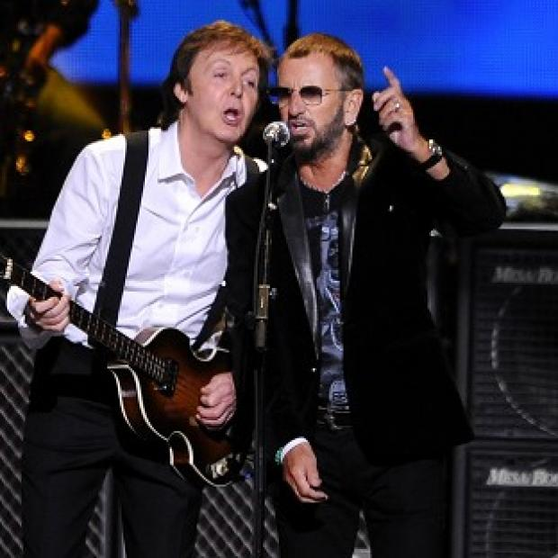 Hampshire Chronicle: Sir Paul McCartney and Ringo Starr are reuniting for a Beatles tribute