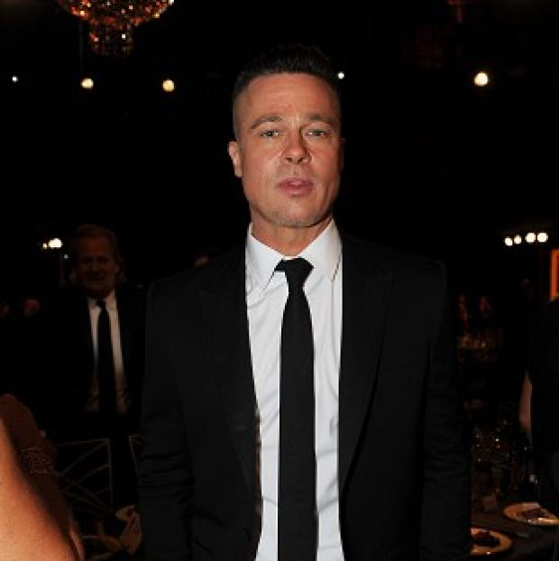 Hampshire Chronicle: Brad Pitt flew to Australia after appearing at the Screen Actors Guild Awards