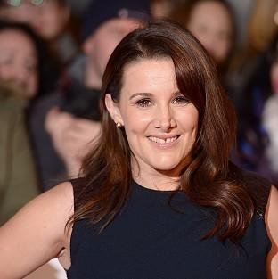 Hampshire Chronicle: Sam Bailey arriving for the 2014 National Television Awards