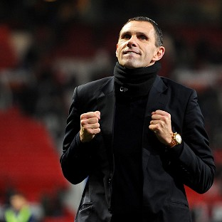 Gus Poyet was 'proud' of his Sunderland side