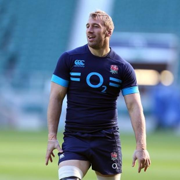 Hampshire Chronicle: Chris Robshaw's England are hoping to improve on successive Six Nations runners-up placings