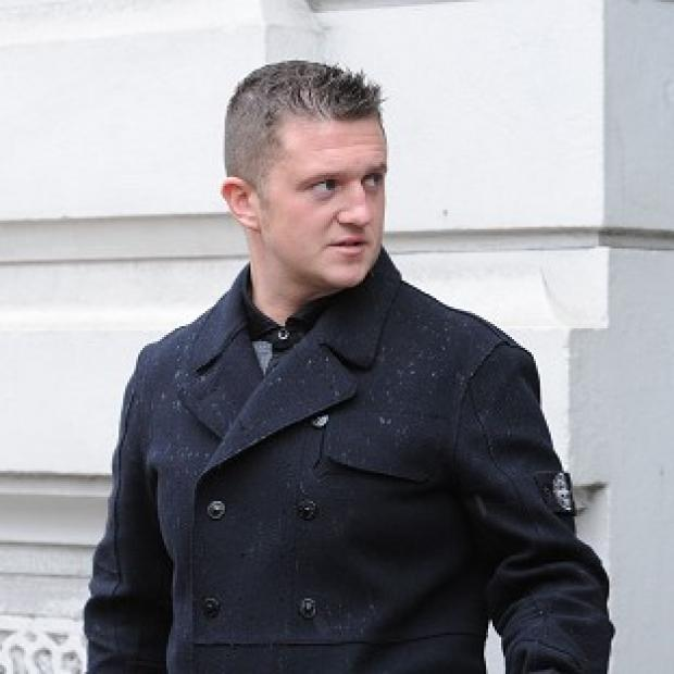 Hampshire Chronicle: Tommy Robinson, founder of the EDL, has been jailed for defrauding the Abbey and Halifax banks
