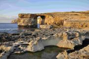 Edge of the world: the Azure Window. Copyright viewingmalta.com
