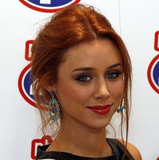 Una Foden gave birth to her daughter in 2012