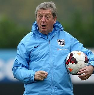 Roy Hodgson's side will avoid the other top eight seeds