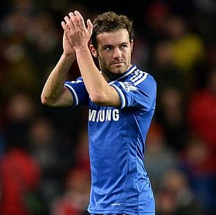 Manchester United hope to have completed Juan Mata's signing in time to face Cardiff on Tuesday