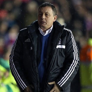 Billy Davies felt that the draw was a fair result
