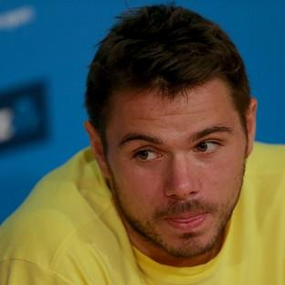 Stanislas Wawrinka, pictured, has never won a set against Rafael Nadal (AP)