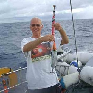 Roger Pratt, 62, died defending his wife Margaret, when attackers boarded their boat in St Lucia