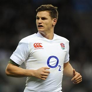 Freddie Burns put in an indifferent display for England Saxons against Ireland Wolfhounds