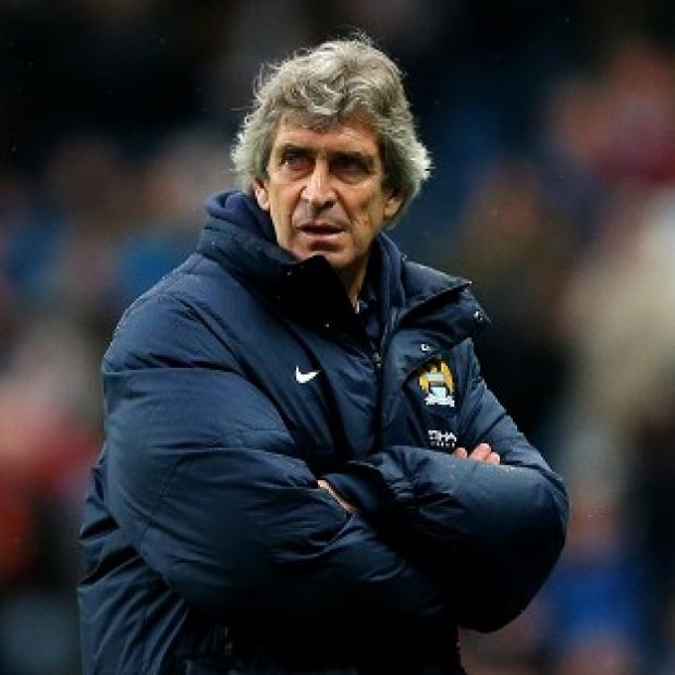 Hampshire Chronicle: Manuel Pellegrini's Manchester City will take on Chelsea at Eastlands