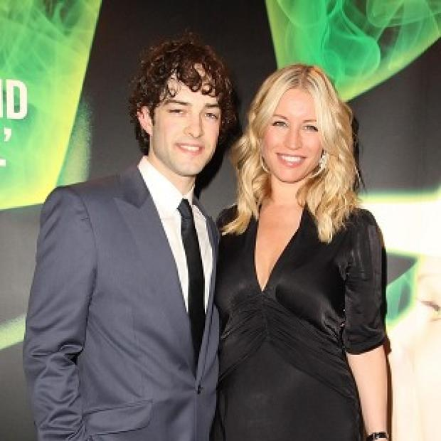 Hampshire Chronicle: Denise Van Outen and Lee Mead have stayed friends since their split last summer