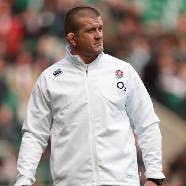 Hampshire Chronicle: England forwards coach Graham Rowntree has sent out a warning to their rivals