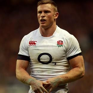 Chris Ashton has been dropped for the France clash