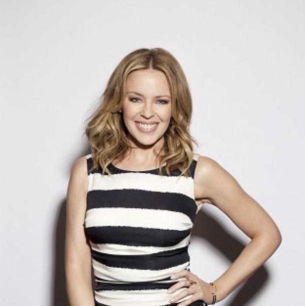Hampshire Chronicle: Kylie Minogue's new album is out this year
