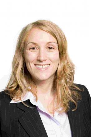 Baker Tilly's Head of Corporate Finance for the South, Kirsty Sandwell