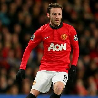 Juan Mata enjoyed a winning start to life at Manchester United
