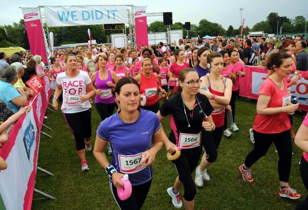 Winchester to host new Cancer Research Race for Life event